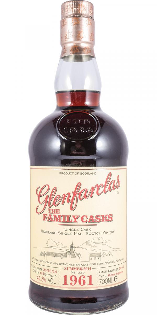 Glenfarclas 1961