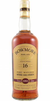 Bowmore 1991 Port Matured