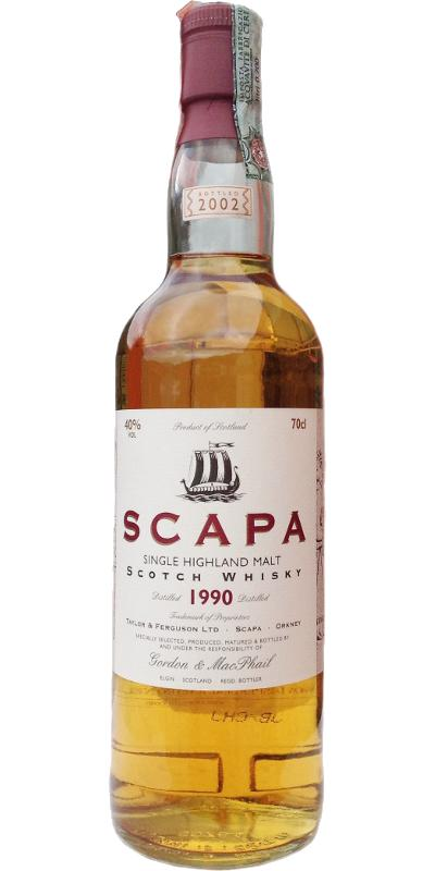 Scapa 1990 GM