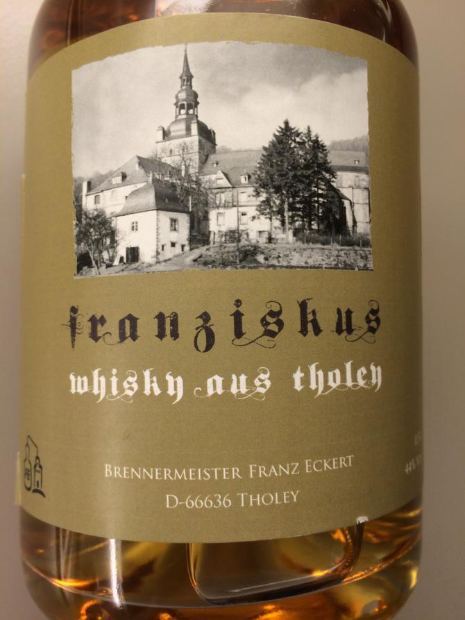 Franziskus Whisky aus Tholey