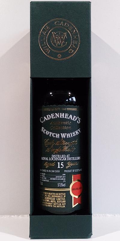Royal Lochnagar 1999 CA