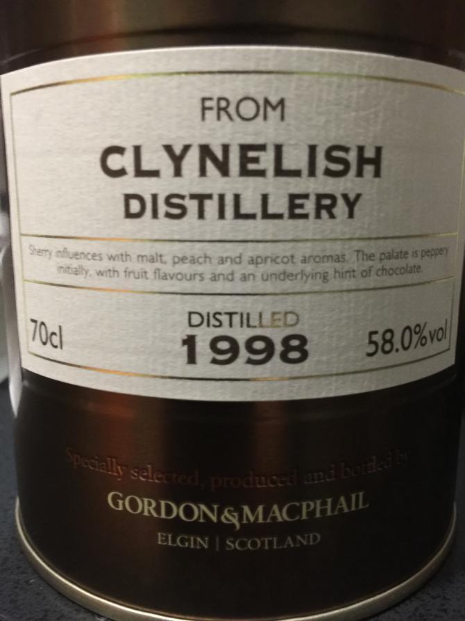 Clynelish 1998 GM