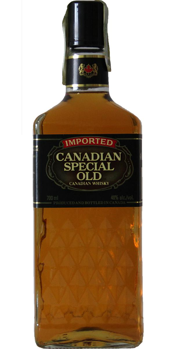 Canadian Special Old Imported