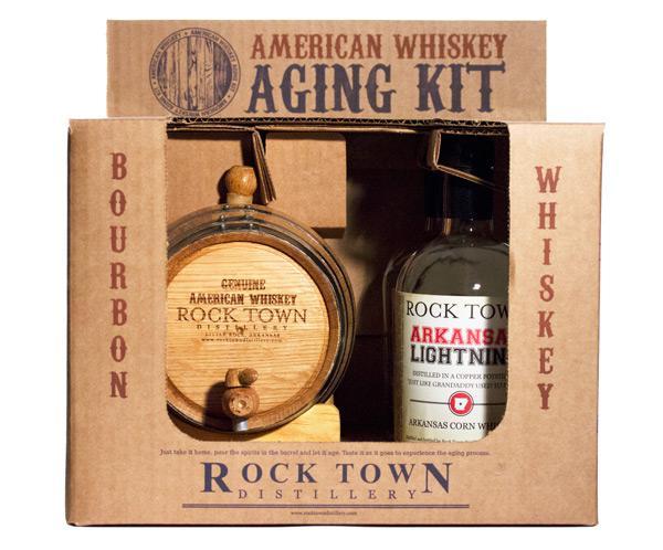 Rock Town Barrel Aging Kit