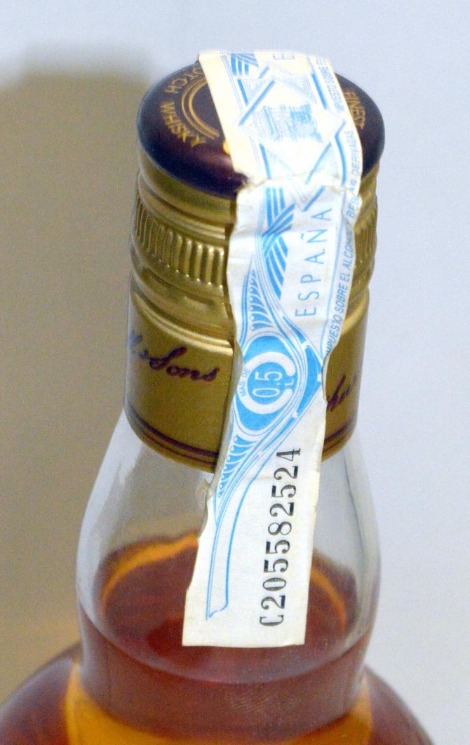 Bell's Finest Old - Scotch Whisky