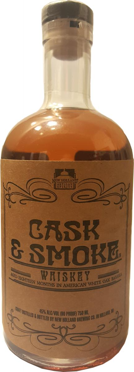 Cask & Smoke 18-month-old