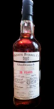 Glendronach 1994 PBC