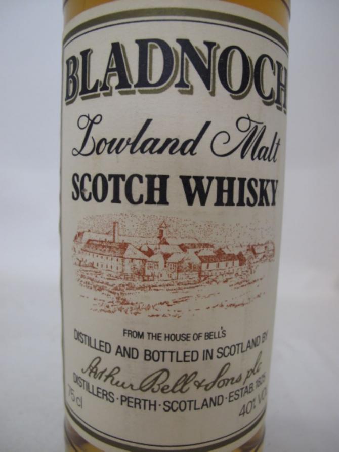 Bladnoch 08-year-old