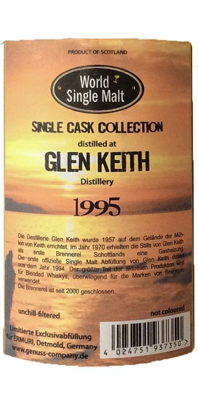 Glen Keith 1995 WSM