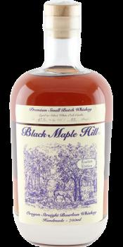 Black Maple Hill Oregon Straight Bourbon Whiskey