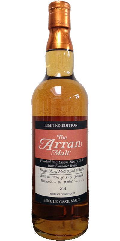 Arran Cream Sherry