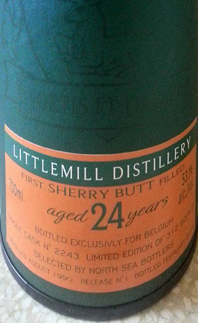 Littlemill 1990 HB