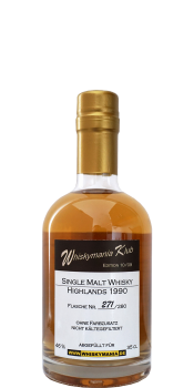 Whiskymania Klub 1990 - Highlands Wm.de