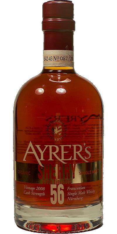 Ayrer's 2008