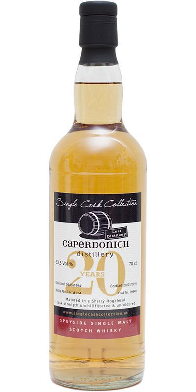 Caperdonich 1994 SCC