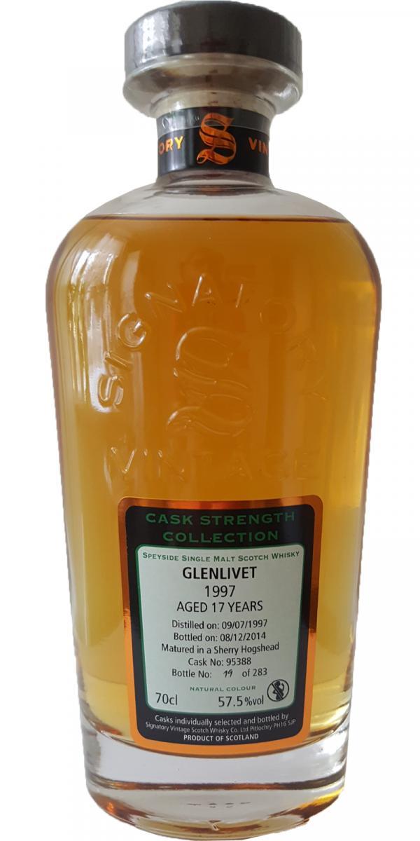 Glenlivet 1997 SV