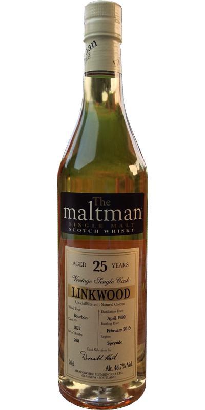 Linkwood 1989 MBl