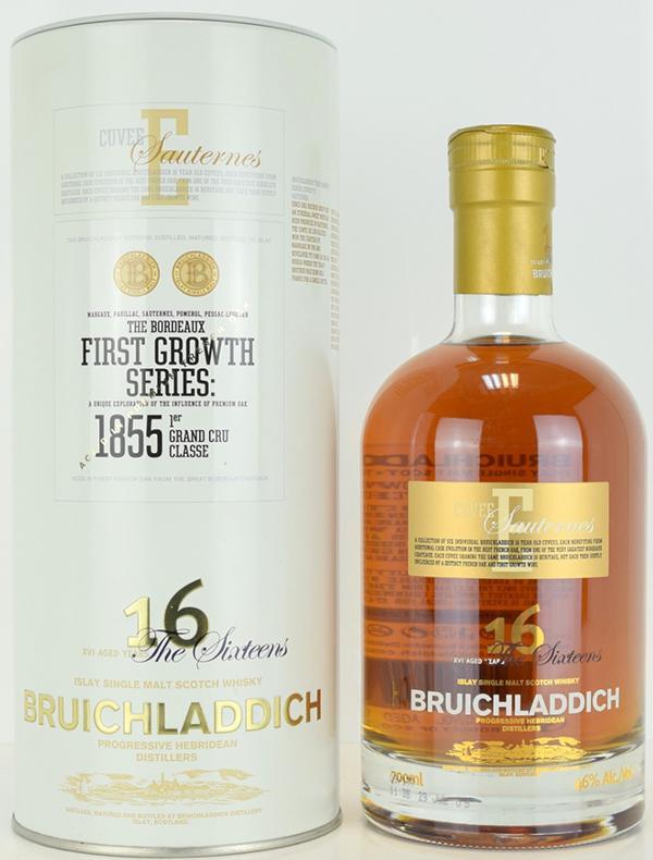 Bruichladdich 16-year-old Cuvee E