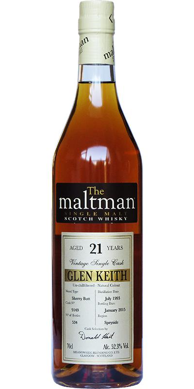 Glen Keith 1993 MBl