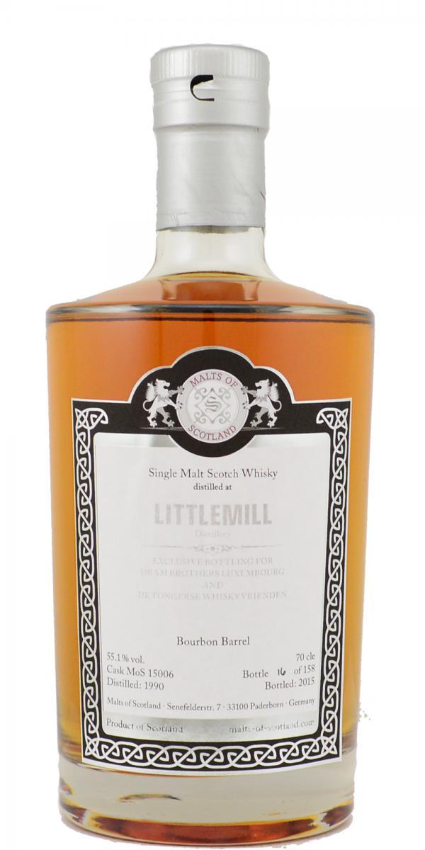 Littlemill 1990 MoS