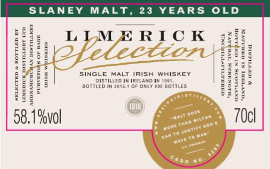 Limerick 1991 AD