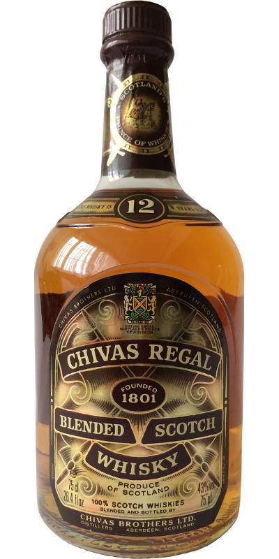 Chivas Regal 12-year-old