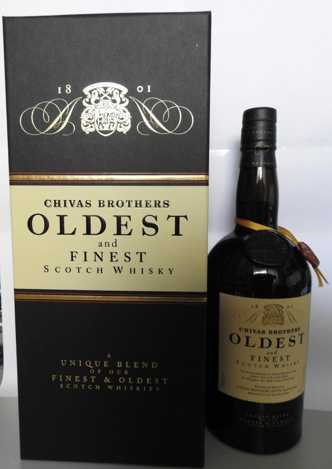 Chivas Brothers OLDEST and FINEST