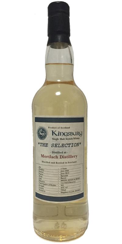 Mortlach 2008 Kb