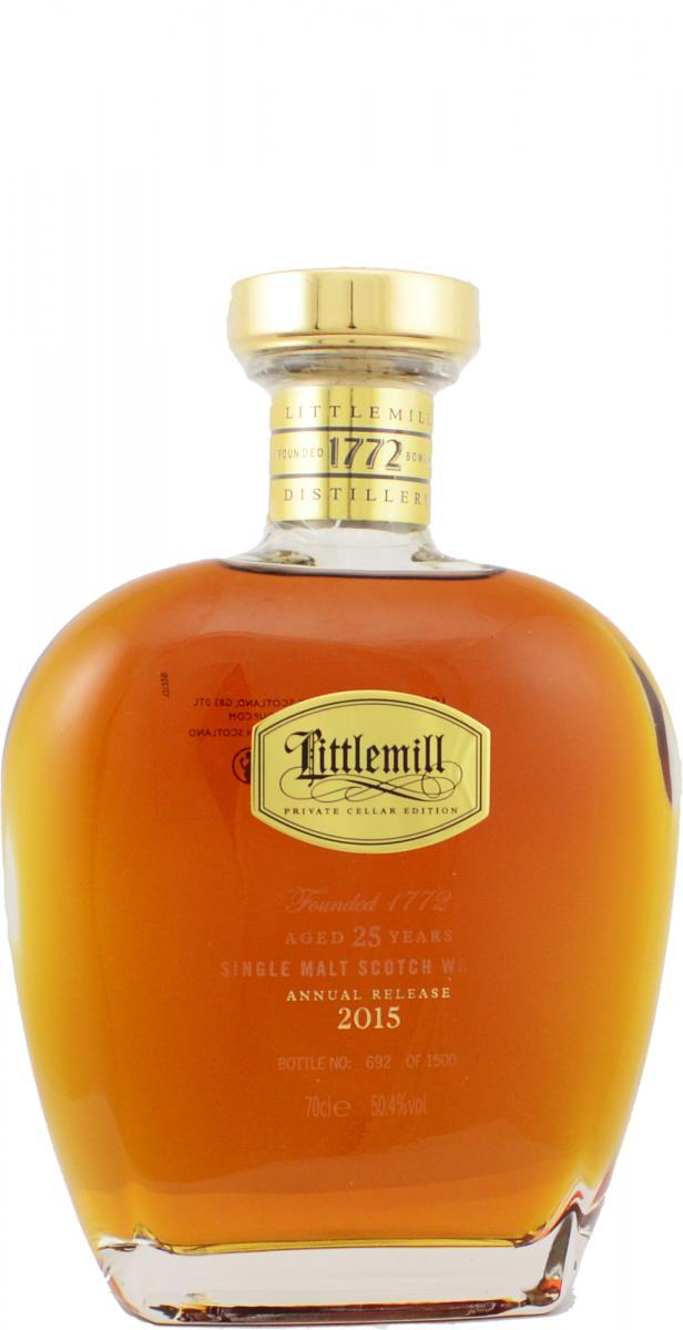 Littlemill 25-year-old