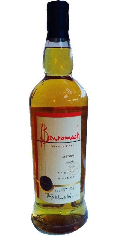 Benromach 2006