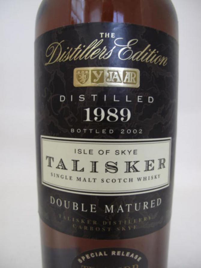 Talisker 1989