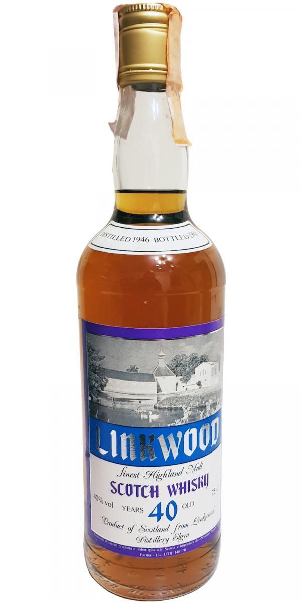 Linkwood 1946 Ses