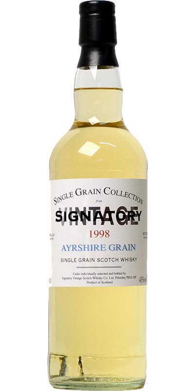Ayrshire 1998 SV