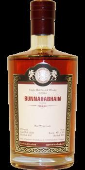 Bunnahabhain 2007 MoS