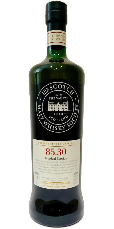 Glen Elgin 1999 SMWS 85.30