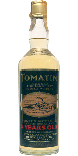 Tomatin 05-year-old
