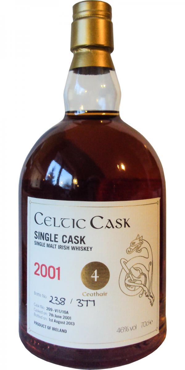 Celtic Cask 2001 - Ceathair - 4