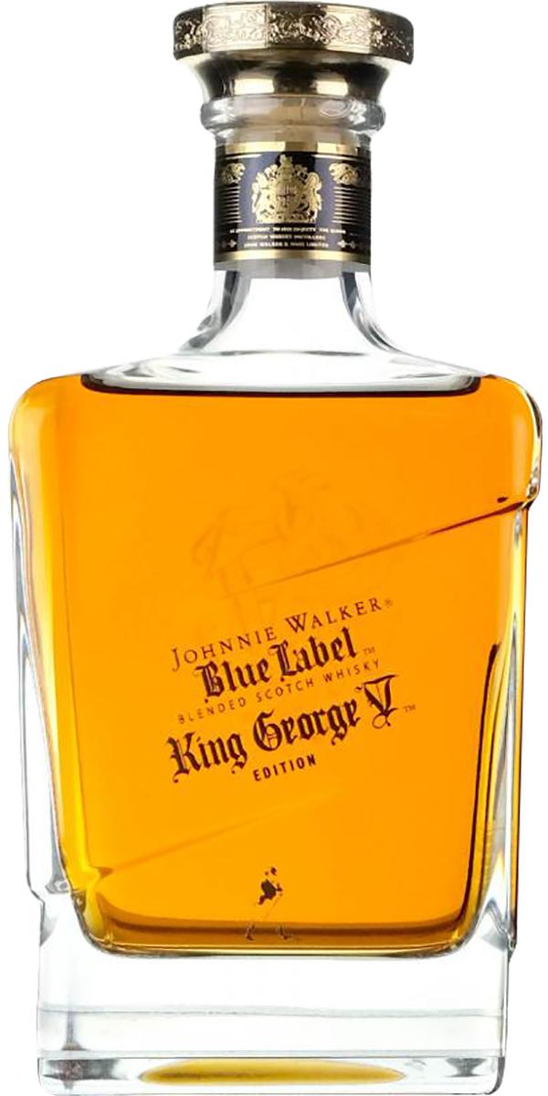 Johnnie Walker Blue Label - King George V