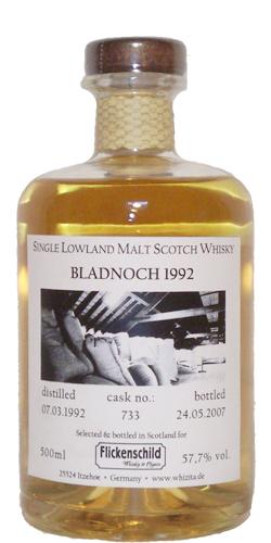 Bladnoch 1992 Fs
