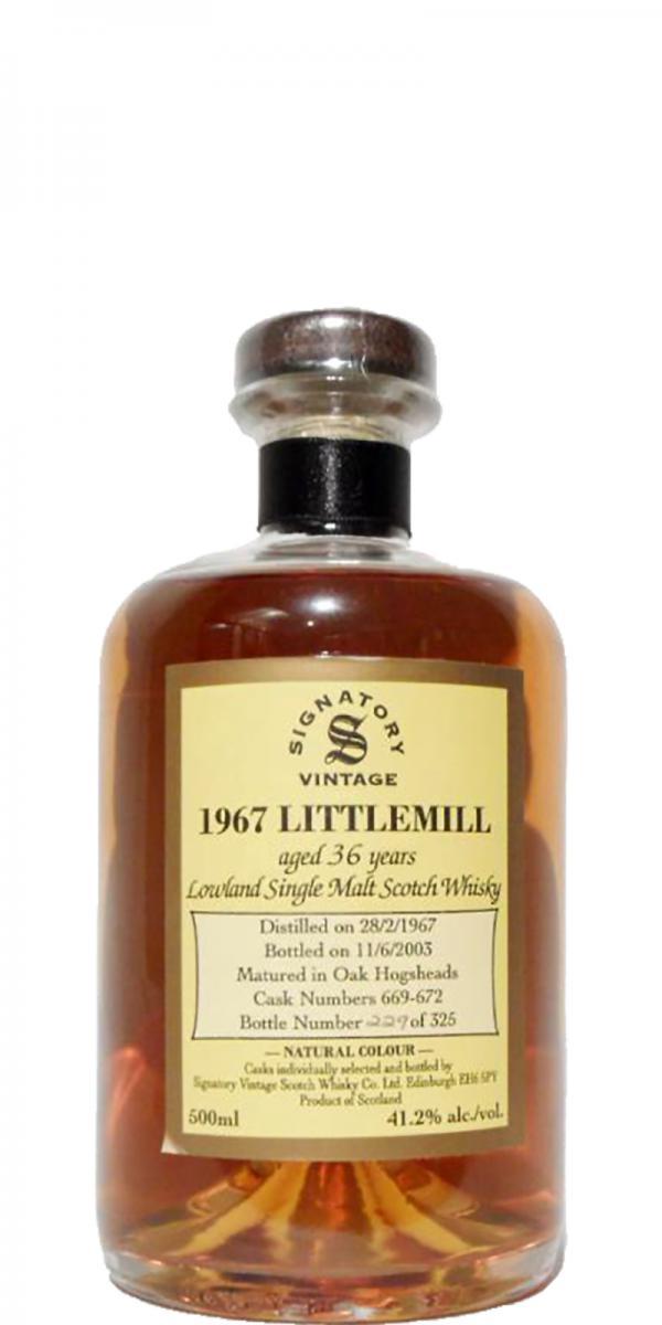 Littlemill 1967 SV