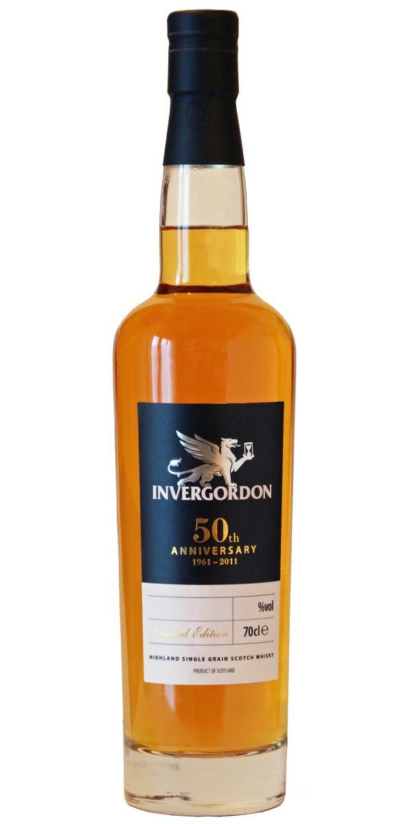 Invergordon 50th Anniversary 1961-2011
