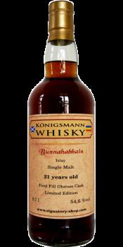 Bunnahabhain 21-year-old Km