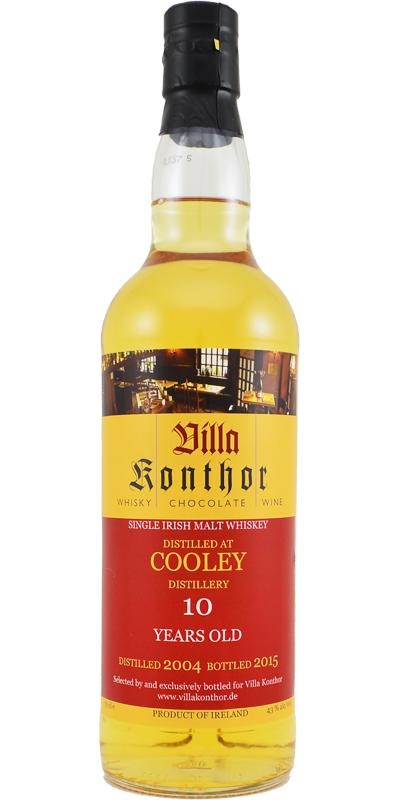 Cooley 2004 VK