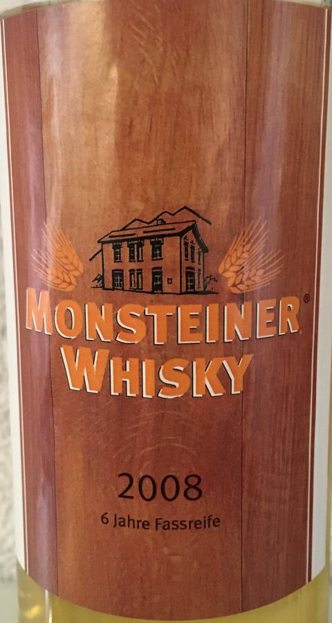 Brauerei Monstein 2008