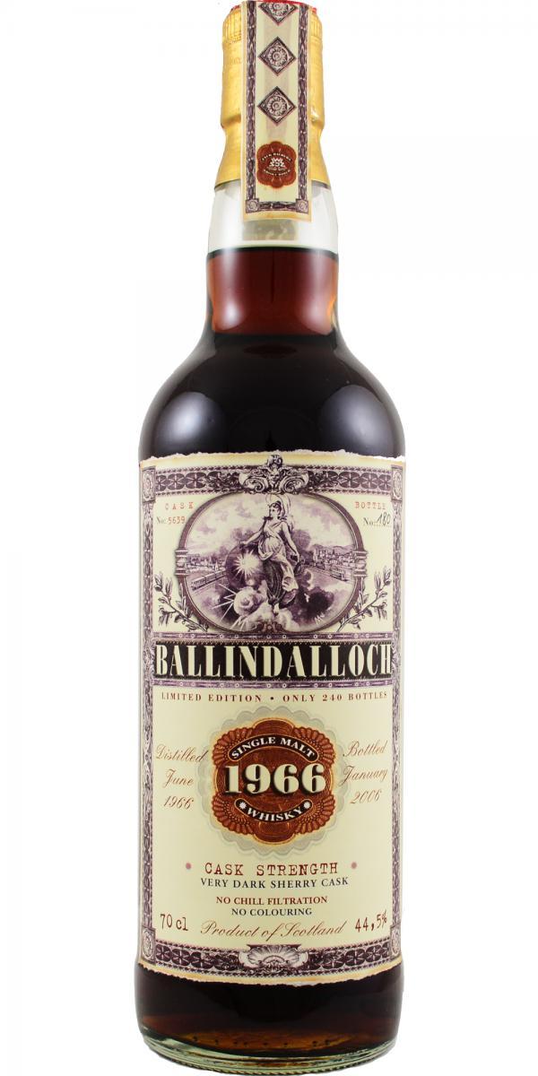 Ballindalloch 1966 JW