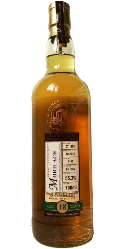 Mortlach 1995 DT