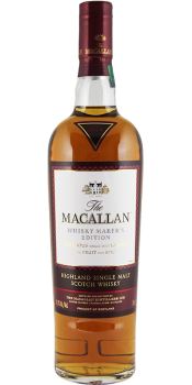 Macallan Whisky Maker's Edition - Curiously Small Stills