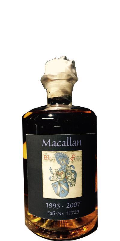 Macallan 1993 RF