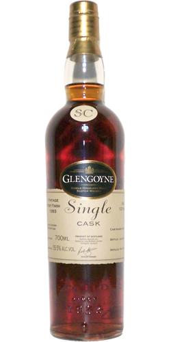 Glengoyne 1993 Port Finish