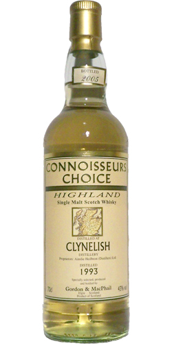 Clynelish 1993 GM
